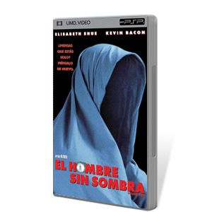 PSP EL HOMBRE SIN SOMBRA - PELICULA UMD