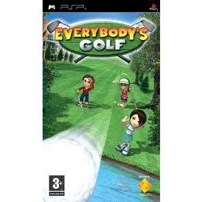 PSP EVERYBODY'S GOLF