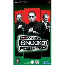 PSP WORLD SNOOKER CHALLENGE 2005