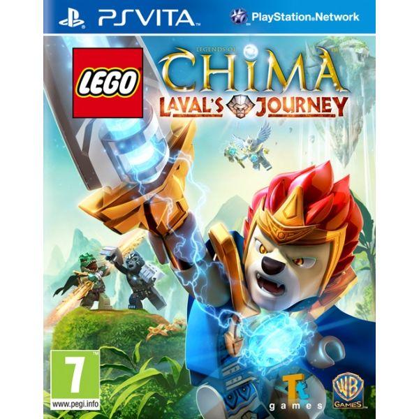 PSVITA LEGO LEGENDS OF CHIMA: EL VIAJE DEL LAVAL