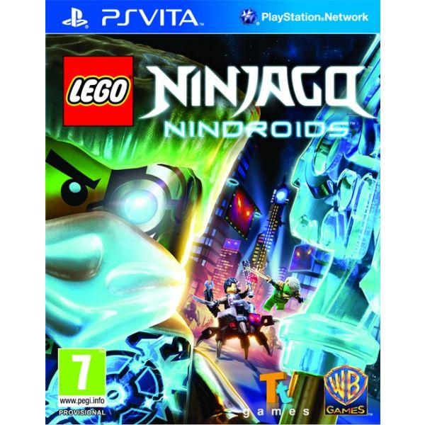 PSVITA LEGO NINJAGO : NINDROIDS