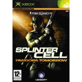 TOM CLANCY'S SPLINTER CELL: PANDORA TOMORROW XBOX