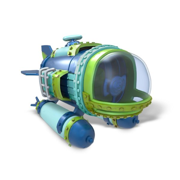 VEHICULO SKYLANDERS SUPERCHARGERS - DIVE BOMBER