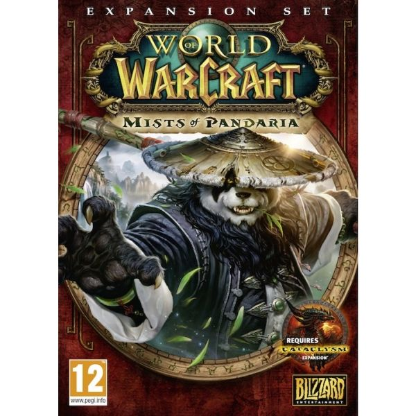 WORLD OF WARCRAFT: MISTS OF PANDARIA (EXPANSIÓN)
