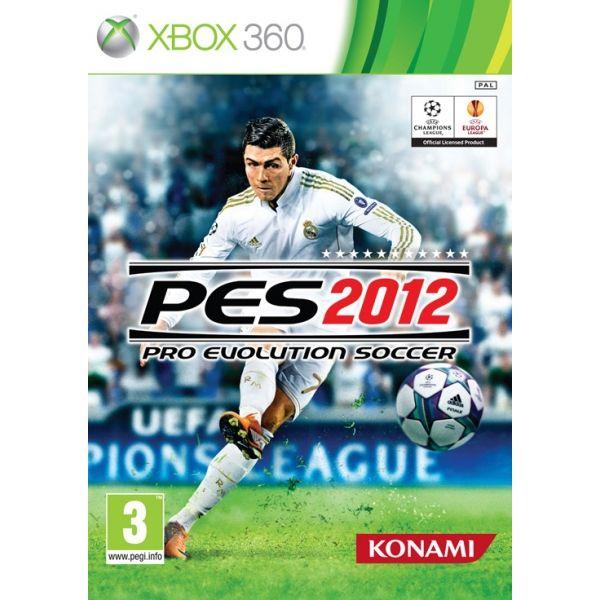 X360 Pro Evolution Soccer 2012