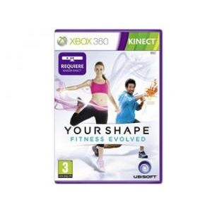 X360 YOUR SHAPE FITNESS EVOLVED