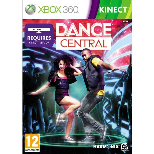 XB360 DANCE CENTRAL