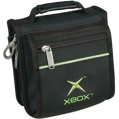 XBOX DELUXE GAME CASE 20 UT