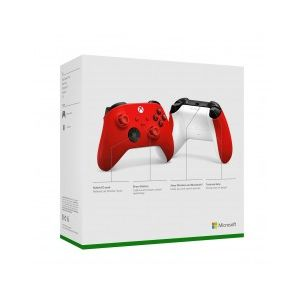 XBOX SERIES X/S CONTROLLER MANDO PULSE RED