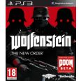PS3 WOLFENSTEIN : THE NEW ORDER