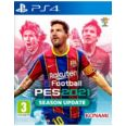 PS4 EFOOTBALL PRO EVOLUTION SOCCER (PES 21) Season Update