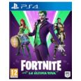 PS4 FORTNITE: LOTE LA ÚLTIMA RISA